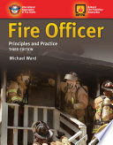 Fire Officer Principles And Practice Book PDF