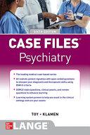 Case Files Psychiatry  Sixth Edition