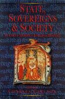 State  Sovereigns   Society in Early Modern England