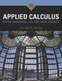 Applied Calculus for the Managerial  Life  and Social Sciences Book PDF