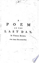 A Poem on the Last Day