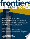 Levodopa induced Dyskinesias in Parkinson   s Disease  Current Knowledge and Future Scenarios Book