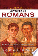Why We re All Romans Book PDF