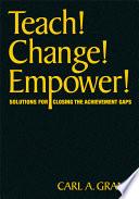 Teach  Change  Empower