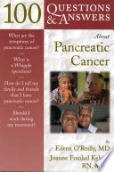 100 Questions Answers About Pancreatic Cancer