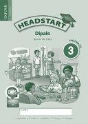 Books - Headstart Mathematics Grade 3 Workbook (Setswana) Headstart Dipalo Mophato 3 Buka Ya Tiro | ISBN 9780199059232