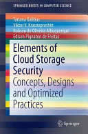 Elements of Cloud Storage Security