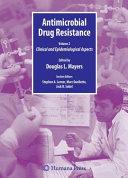 Pdf Antimicrobial Drug Resistance