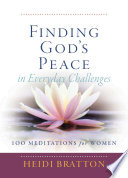 Finding God s Peace in Everyday Challenges