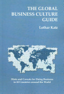 The Global Business Culture Guide