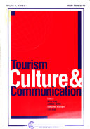 Tourism  Culture   Communication