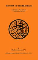 History of the Prophets Pdf/ePub eBook