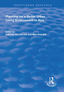 Planning for a Better Urban Living Environment in Asia Pdf/ePub eBook