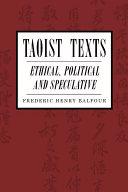 Taoist Texts