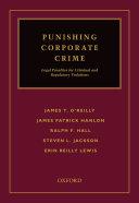 Punishing Corporate Crime