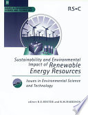 Sustainability and Environmental Impact of Renewable Energy Sources