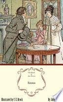 Emma  The Jane Austen Illustrated Edition