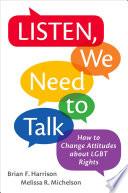 Listen We Need To Talk