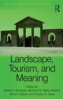 Landscape, Tourism, and Meaning Pdf/ePub eBook