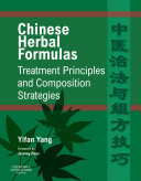 Chinese Herbal Formulas Book PDF