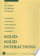 SolidCSolid Interactions Book