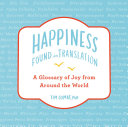 Happiness--Found in Translation