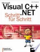 Microsoft Visual C++ .NET - Schritt für Schritt