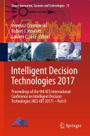Intelligent Decision Technologies 2017