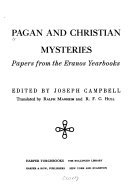 Pagan and Christian Mysteries