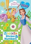 Disney Princess Mosaic Sticker Book