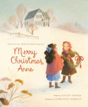Merry Christmas  Anne Book