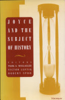 Joyce and the Subject of History
