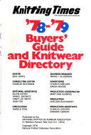 Knitting Times Buyers  Guide and Knitwear Directory Book