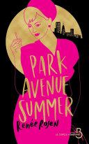 Pdf Park Avenue Summer
