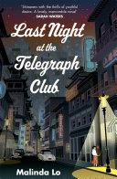 Last Night at the Telegraph Club Book PDF