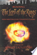 Reading The Lord of the Rings Book