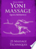 Mindful Yoni Massage - Quick Reference