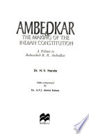 Ambedkar & the Making of the Indian Constitution