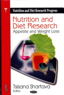 Nutrition and Diet Research Book
