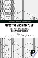Affective Architectures Book