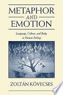 Metaphor and Emotion Book