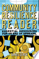The Community Resilience Reader Book