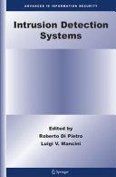 Intrusion Detection Systems Pdf/ePub eBook