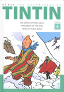 The Adventures of Tintin Volume 5