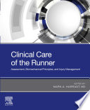 Clinical Care Of The Runner E Book Book PDF