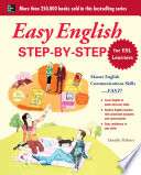 Easy English Step By Step For Esl Learners Book