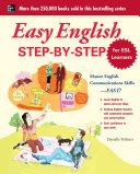 Easy English Step-by-Step for ESL Learners Pdf/ePub eBook