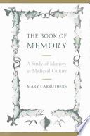 The Book of Memory Book