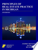 Principles of Real Estate Practice in Michigan