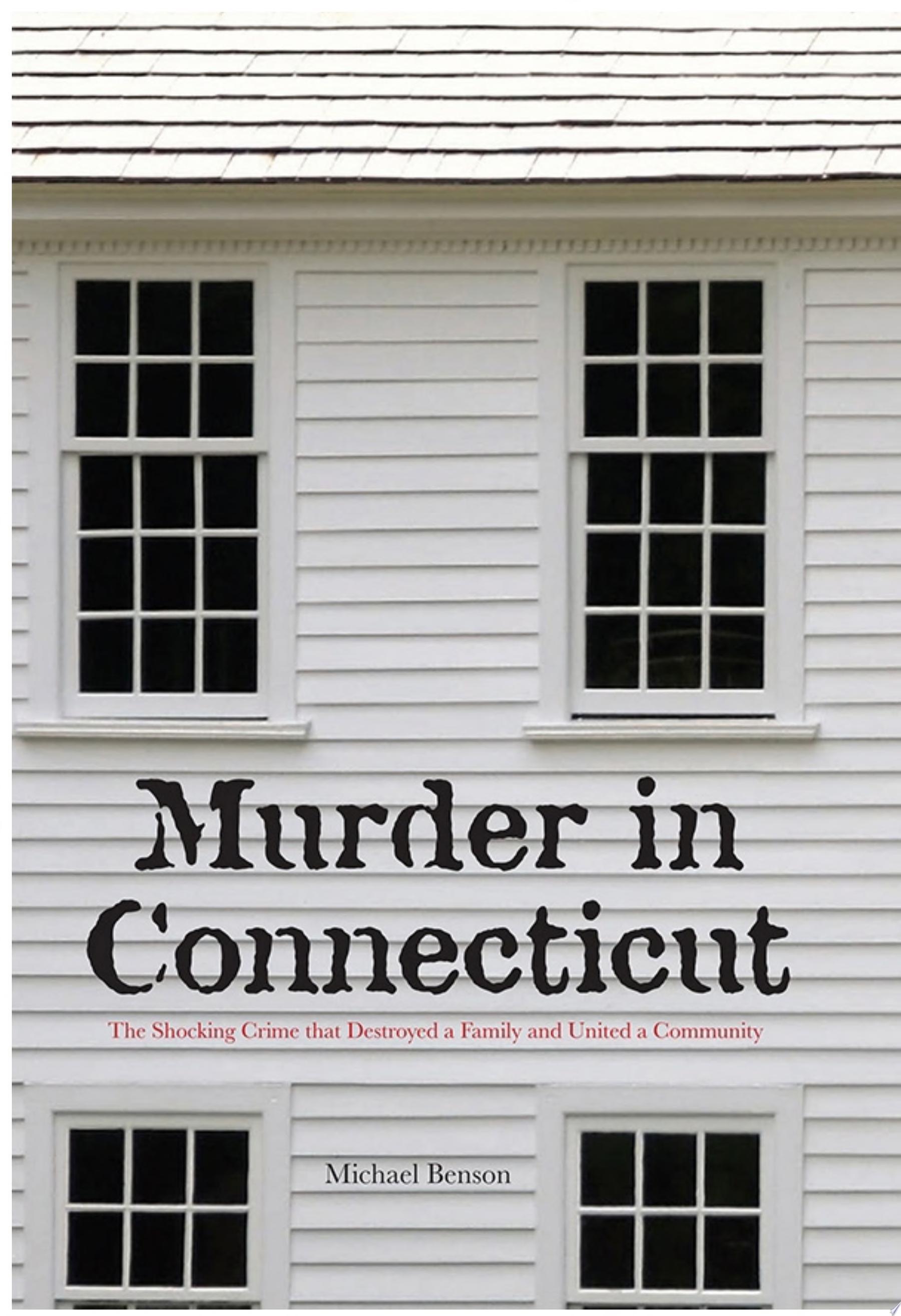 Murder in Connecticut